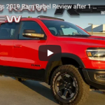 2019 Ram Rebel Reviews Ram Rebel Price