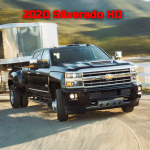 2020 Silverado HD Reviews Test Drive