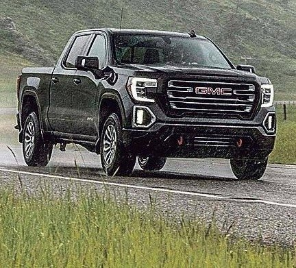 2019 GMC Sierra AT4 Vancouver BC GMC Sierra AT4