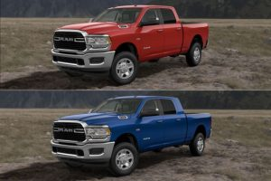 Ram Mega Cab Vs. Crew Cab: What's the Difference?
