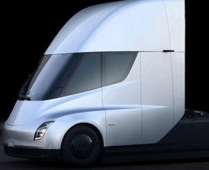 Tesla Semi Truck Tesla Semi Truck Interior Tesla Semi Release Date